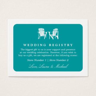Adirondack Chairs   Wedding Bridal Gift Registry