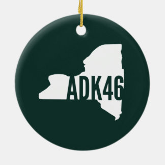 Adirondack High Peaks Ornament