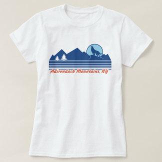Adirondack Mountains NY T-Shirt