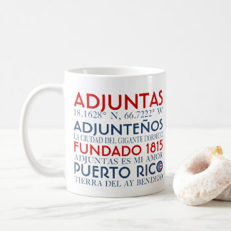 Adjuntas, Puerto Rico Coffee Mug