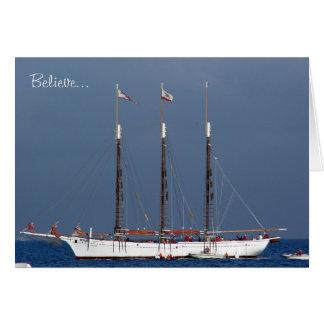 Adjust Our Sails Card