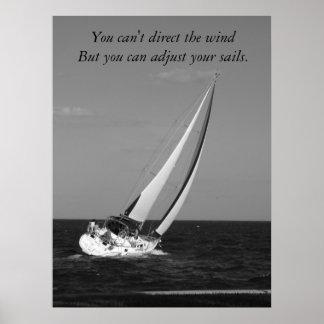 Adjust Your Sails - Poster