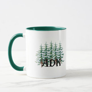 ADK Adirondack Pines Mug