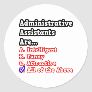 Administrative Assistant top 10 us university