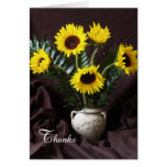 Administrative Professional Day Card -- Sunflower