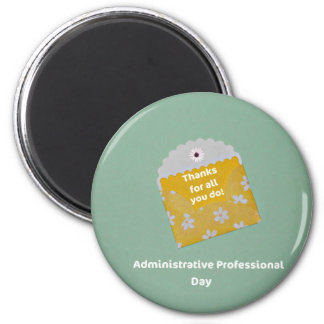 Administrative Professional Day Refrigerator Magnet