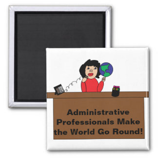 Administrative Professional World Magnet