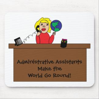 Administrative Professional World Mousepad