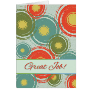 Administrative Professionals Day, Contemporary Art Card