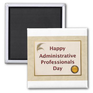 Administrative Professionals Day Tradition Magnets