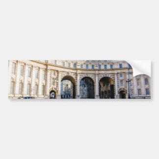 Admirality Arch, The Mall, London United Kingdom Bumper Sticker