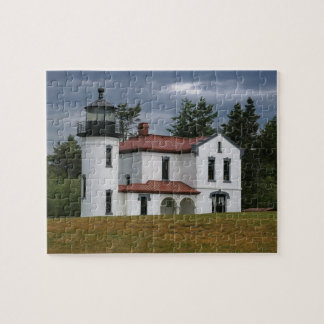 Admiralty Head lighthouse jigsaw puzzle