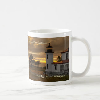 Admiralty Head Lighthouse,... Mug