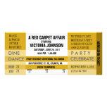Admission Ticket Invite [Gold]