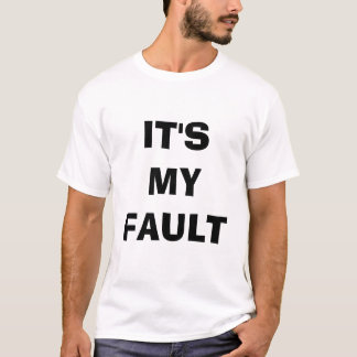 Admit It T-Shirt