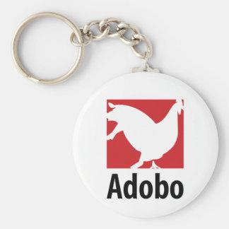 Adobo Key Ring