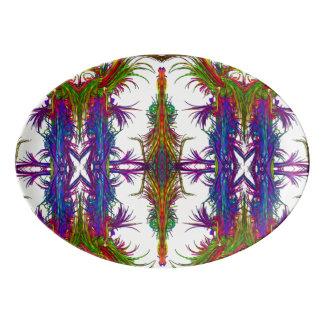 Adola Porcelain Serving Platter