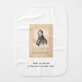 Adolf von Henselt Burp Cloth