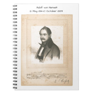 Adolf von Henselt Notebook