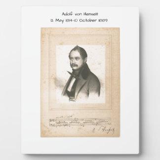 Adolf von Henselt Plaque