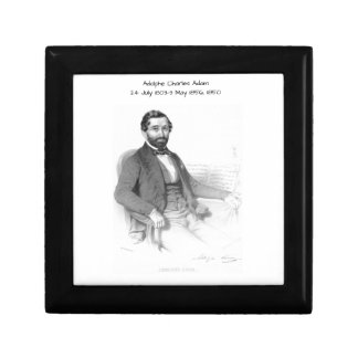 Adolphe Charles Adam, 1850 Gift Box