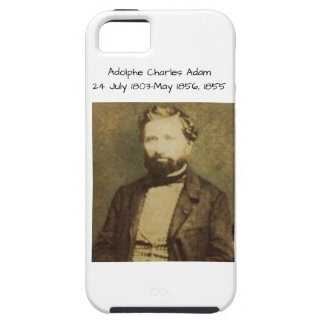 Adolphe Charles Adam, 1855 iPhone 5 Case