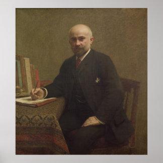 Adolphe Jullien  1887 Poster