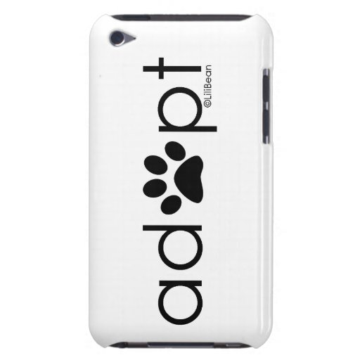 Adopt #2 iPod touch case