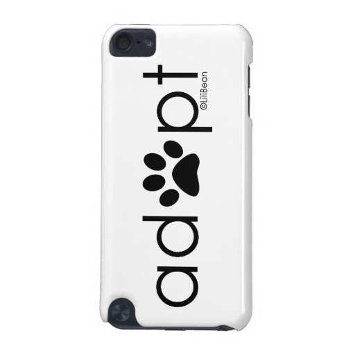 Adopt #2 iPod touch 5G cases