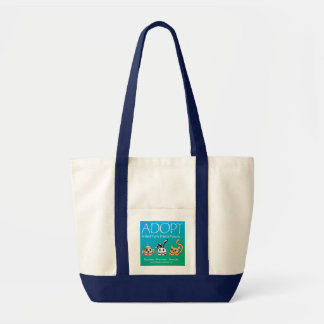 Adopt A Best Furry Friend Forever Tote Bag