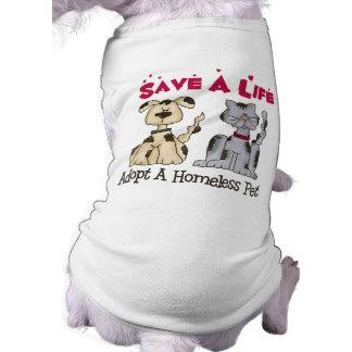 Adopt A Homeless Pet Dog Clothes