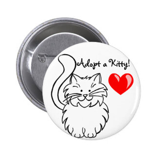 Adopt a Kitty button