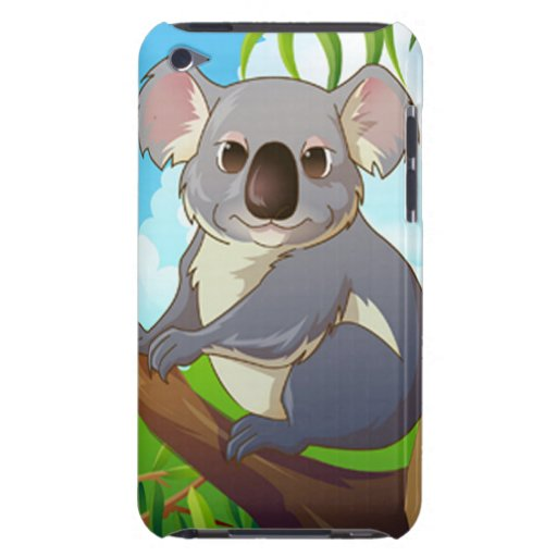 Adopt A Koala! iPod Touch Case-Mate Case
