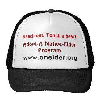 adopt a native elder hat