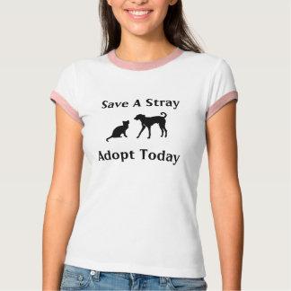 adopt a stray T-Shirt