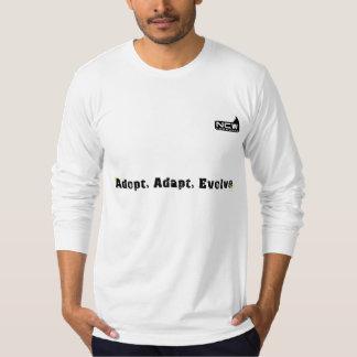 Adopt, Adapt, Evolve T-Shirt