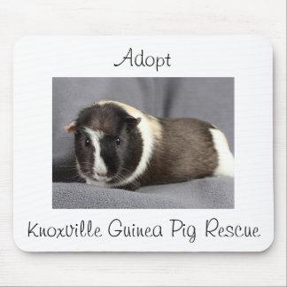 """Adopt"" Guinea Pig Mouse Pad"
