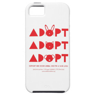 Adopt! iPhone Case