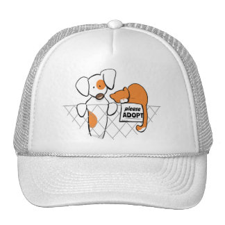 Adopt Pets Patch & Rusty™ Cap