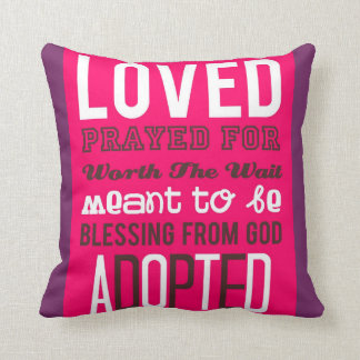 Adopted Cushion
