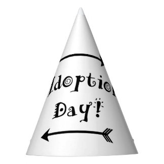 Adoption Day! Foster/adopt Design Party Hat