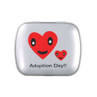 Adoption Day Jelly Belly Tin