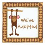 adoption day party invitation