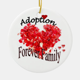 Adoption Forever Family Ornament