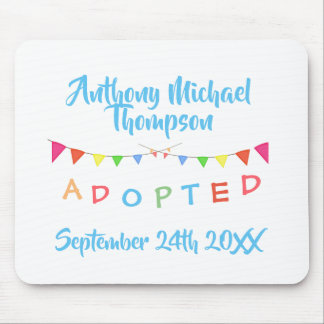 Adoption From Foster Care Mouse Pad