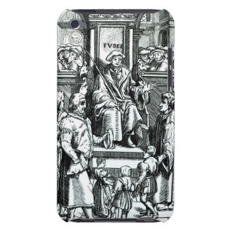 Adoption of orphan children in the Inferior Court Barely There iPod Covers