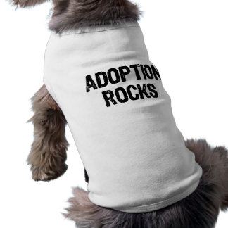 Adoption Rocks Shirt