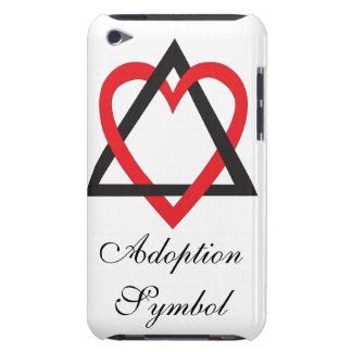 Adoption Symbol iPod Touch Case