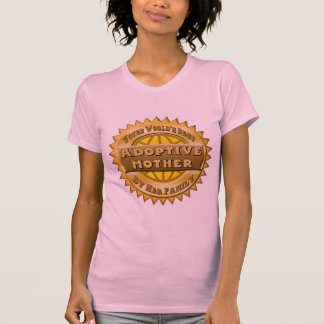 Adoptive Mother Mothers Day Gifts T Shirts