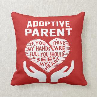 Adoptive Parent Cushion